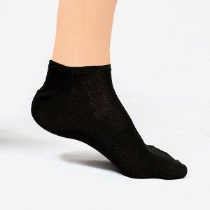Носки мужские Укороченные Черный