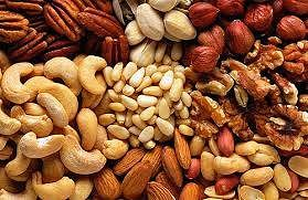 Вкусности. Орехи и сухофрукты - Упаковка от 250гр — Орехи — Орехи