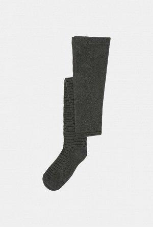 Колготки детские Patmore тёмно-серого цвета