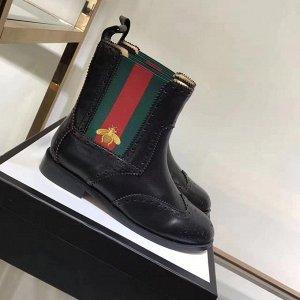 отличные ботинки из натуральной кожи