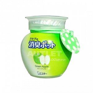"""""""ST"""" """"Shoushuu Pot"""" Ароматизатор автомобильный, аромат зеленого яблока 150 гр"""