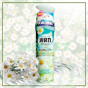 """""""ST"""" """"Shoushuuriki"""" Освежитель воздуха для комнат с ароматом ромашки, 280 мл"""