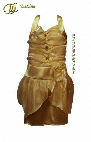 Платье Коктейльное Диско
