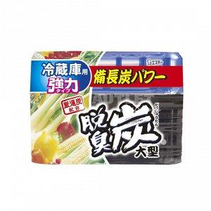 """""""ST"""" """"Dashshuutan"""" Желеобразный дезодорант с древесным углем """"Бинчотан"""" для холодильника (основная камера), 240 гр"""