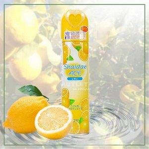 """""""ST"""" """"Shaldan ACE"""" Освежитель воздуха для туалета с ароматом лимона, 230 мл"""