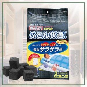 """""""Binchoutan Drypet"""" Подстилка для матрасов с древесным углем """"Бинчотан"""" для поглощения влаги и неприятных запахов, 310 x 2"""