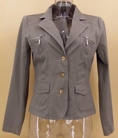 Джинсовая одежда Plus Size — Женская одежда Casual до 56 размера - Жакеты, Куртки — Пиджаки и жакеты