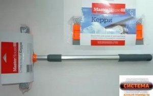 """Стеклоочиститель """"Керри"""" с телескопической ручкой 42-72см  60200"""