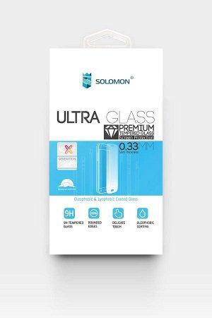 Защитное стекло Solomon для iPhone 6 3D
