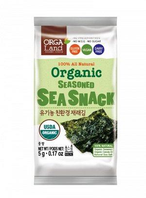 Морская капуста органическая 5г