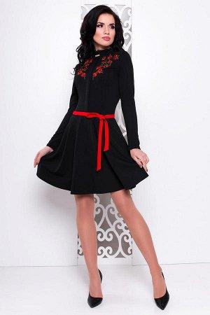 Нарядное хорошенькое платье