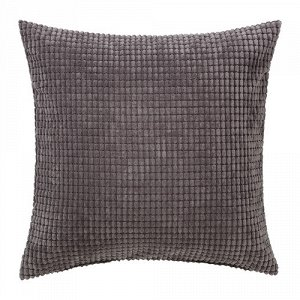 ГУЛЛЬКЛОКА Чехол на подушку, серый