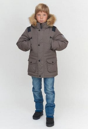 Куртка зимняя на р158-164