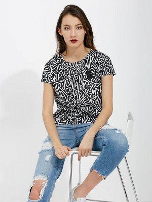 Красивая футболка LIME (см. ФОТО)
