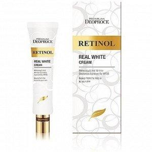 Premium deoproce retinol real white cream