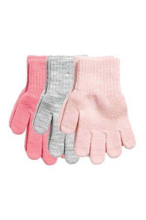 Новые перчатки H@M