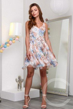 Нежное платье 42-44 размер