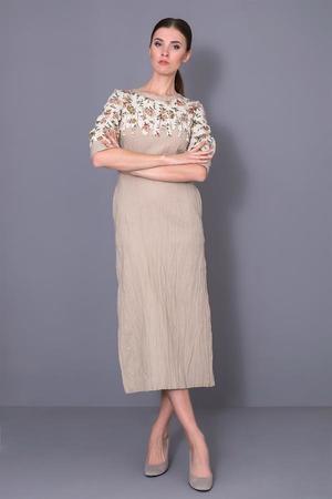 Платье Волтри (Лён)
