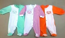 Комбинезончик для малыша от  Иваново-Kids-32 цвет розовый