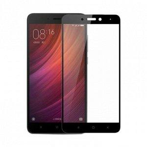 Черный. Стекло Full Screen защитное Xiaomi