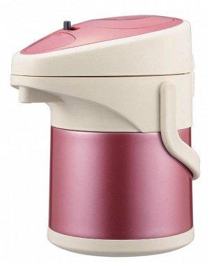Термос с помпой Pearl H-6356