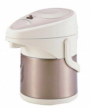 Термос с помпой Pearl H-6357