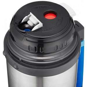 Термос с металлической колбой и тефлоновым покрытием  Zojirushi 1.5 л SF-CC15