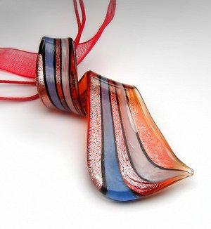 Кулон TURBINE IRIDE из коллекции MURANO MISTERO