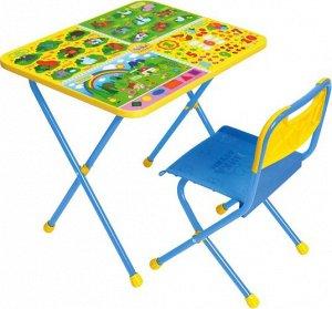 "Набор мебели ""Хочу все знать!"" (пласт. стул)"
