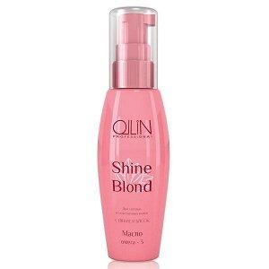 OLLIN SHINE BLOND Масло ОМЕГА-3 50мл