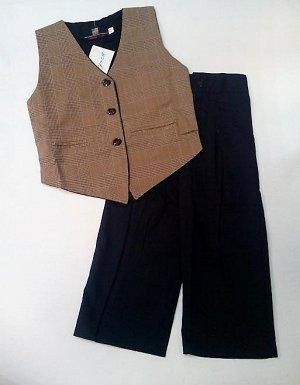 Комплект: брюки и жилетка