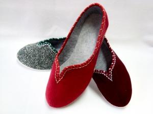 Торопец! Домашняя Обувь! Мужская, женская, детская — Женская домашняя обувь