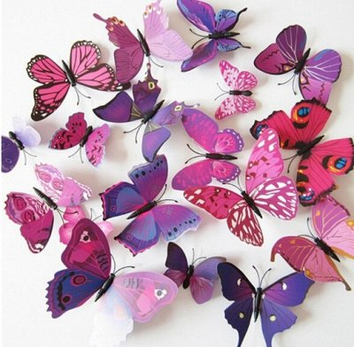 🦄Все детям! Большой выбор одежды для мальчиков! — Бабочки 3D на магните! — Интерьер и декор
