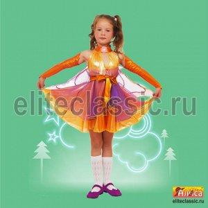 Яркий костюм популярной сказочной феи Винкс