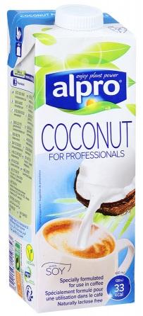 Напиток кокосовый обогащенный кальцием  Professionals  ALPRO