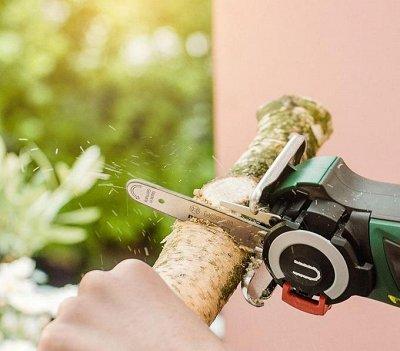 ⚒Инструменты Воsch, Dreмеl — Пилы цепные — Садовые инструменты