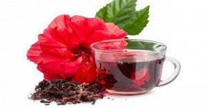чай Гибискус (каркаде) цветы сушеные