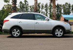 Коврик в багажник Hyundai ix55/Veracruz (2006-2012)