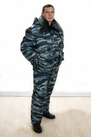 Комплект муж. зимний (комби+куртка) рост 176