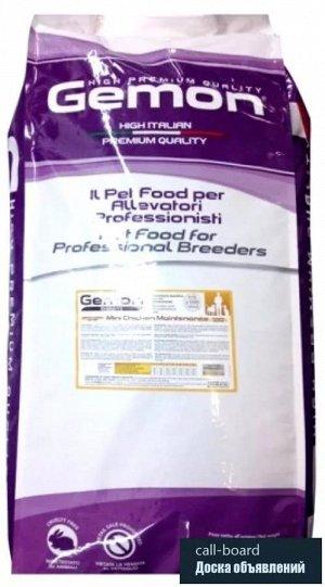 Gemon Cat PFB 32/13 корм для кошек курица/индейка 20 кг