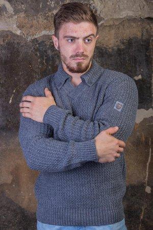 свитер теплый 46 раз