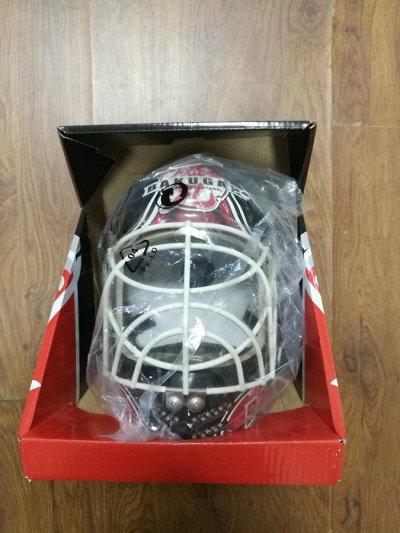 Sale! Ликвидация! Для дома! Для семьи! В наличии!  — Детский хоккейный шлем. — Для детей