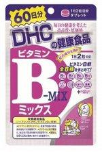DHC Витамины B-Mix (120 гранул на 60 дней) /Япония/