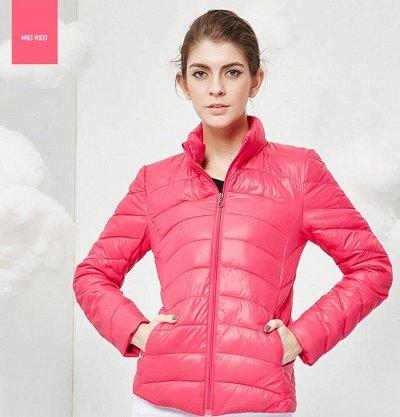Ультралегкие куртки — Куртки  и демисезонные жилеты — Ветровки и легкие куртки