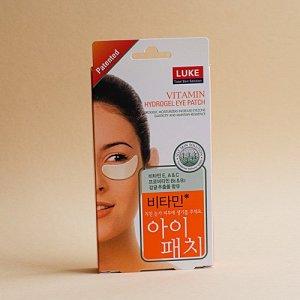 Luke Vitamin Hydrogel Eye Patch  под глаза с витаминами