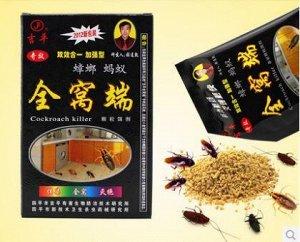 Порошок против тараканов