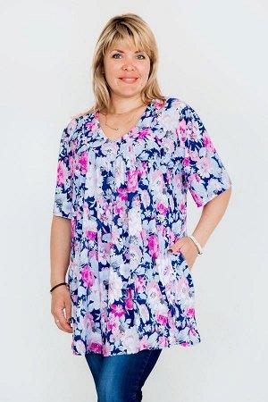 Платье Ткань: Вискоза-Масло