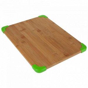 РД-00011 Доска разделочная  из бамбука (12) 40*30*1,5