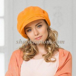 кепка Т*О*N*A*K шерсть светло-сиреневый осень