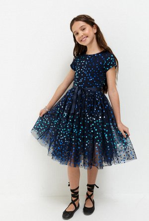 Платье детское для девочек Haribo темно-синий